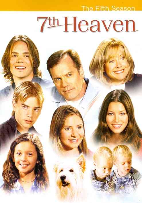 7TH HEAVEN:COMPLETE FIFTH SEASON BY 7TH HEAVEN (DVD)