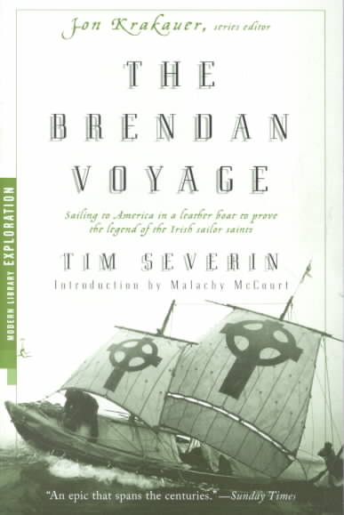 The Brendan Voyage By Severin, Timothy
